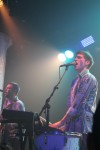 Lead Singer Nicholas Petricca and Guitarist Eli Maiman of Walk The Moon