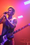 Bassist Kevin Ray of Walk the Moon