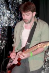 Mickey Novak, guitarist of Modern Rivals, 5/15/12 at Dominion