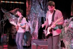 Mickey Novak on guitar and Andrew Sheron on bass for Modern Rivals 5/15/12 at Dominion