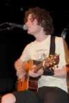 Motive's Nick Wold at Dominion 5/15/12 during the band's acoustic set