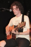 Nick Wold of Motive during the band's acoustic set at Dominion 5/15/12